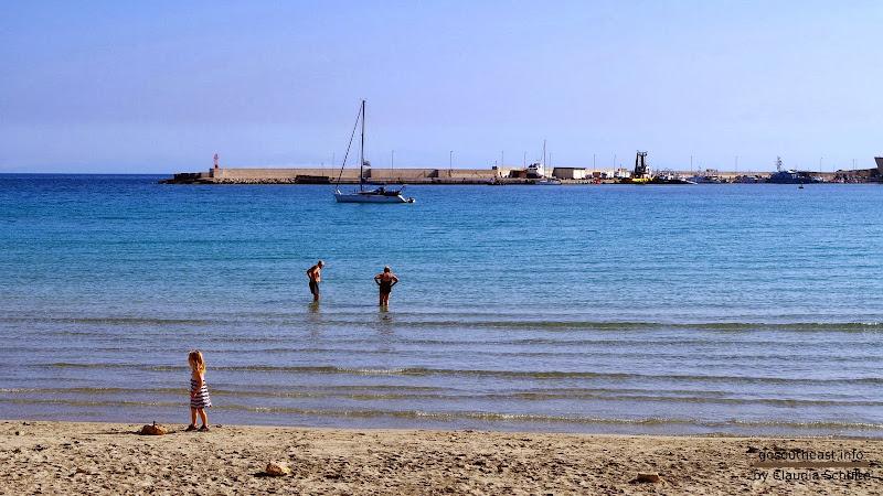 Otranto im Herbst (Apulien)