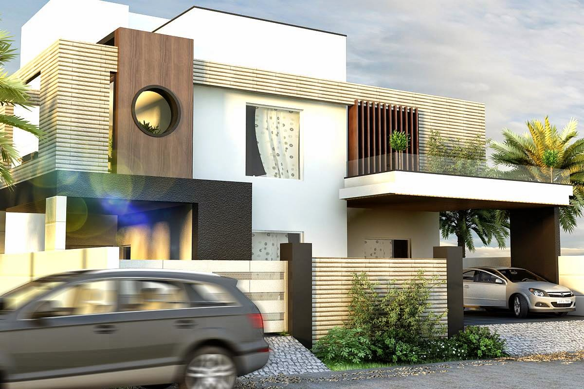 Front Elevation Houses Islamabad : Kanal residence islamabad d front design