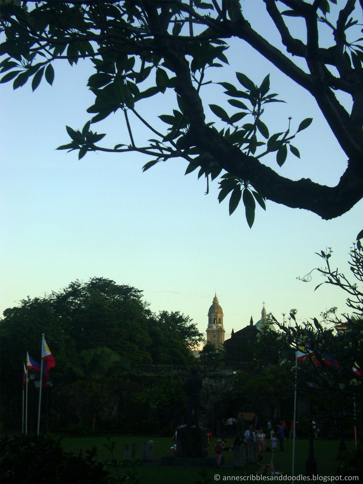 Fort Santiago, Intramuros