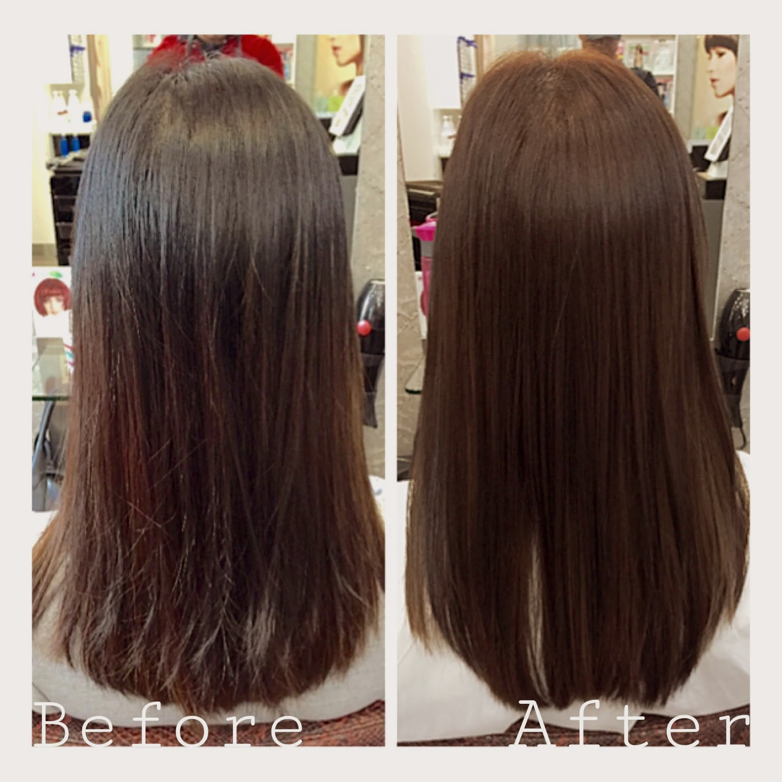 Vannys Telling Everything Ammonia Free Hair Colouring During My