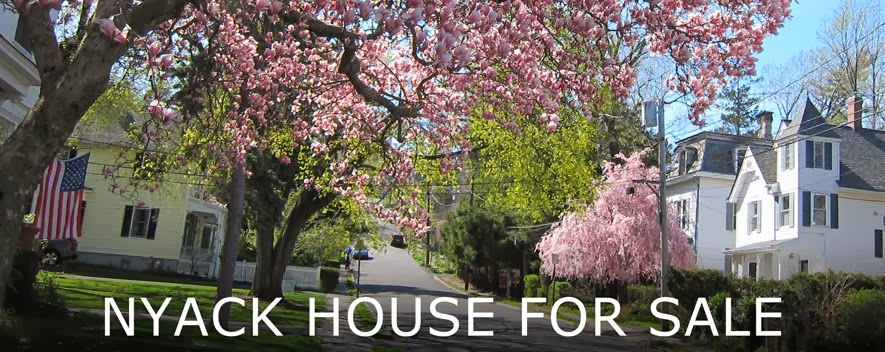 NYACK HOUSE FOR SALE
