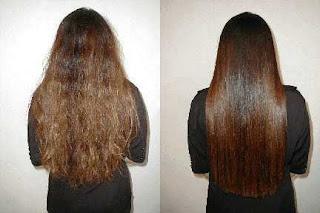 إليكم احدث طرق فرد الشعر