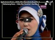 Sebatang Kara - Hida Ria (Qosidah Lampung)