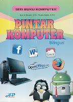 toko buku rahma: buku PINTAR KOMPUTER, pengarang noer al-khosim, penerbit al azhar publisher