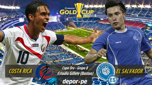Costa Rica vs El Salvador