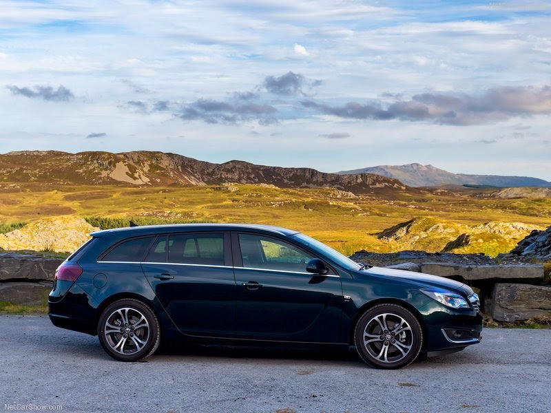 2014 Vauxhall Insignia Sports Tourer