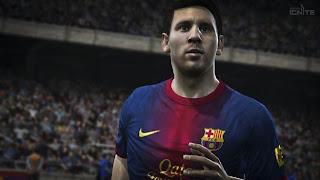 FIFA 14 Lionel Messi