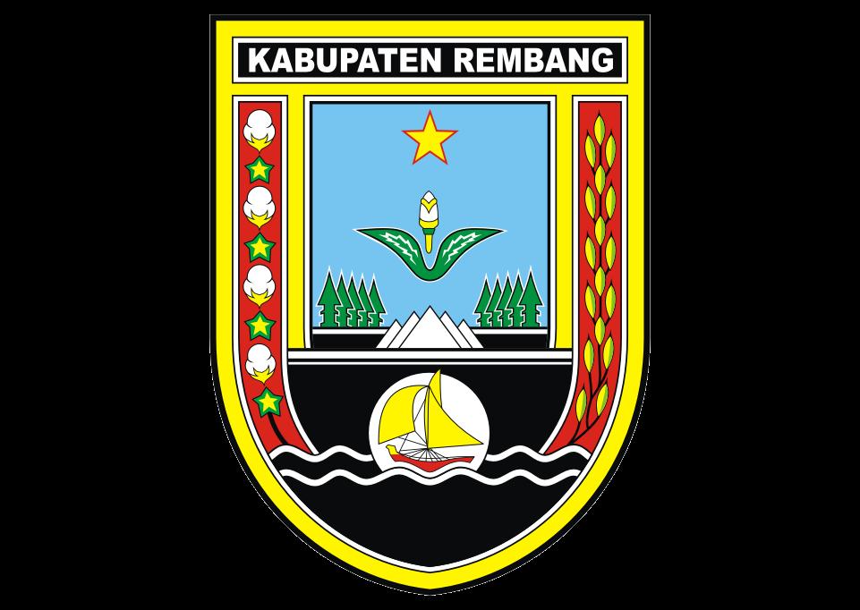 Kabupaten Rembang Logo Vector download free