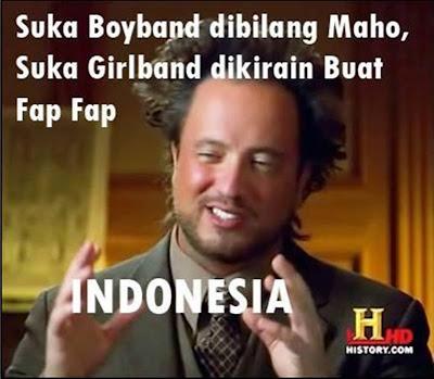 Inilah Wajah-wajah Indonesia Yang Gak Jelas!!