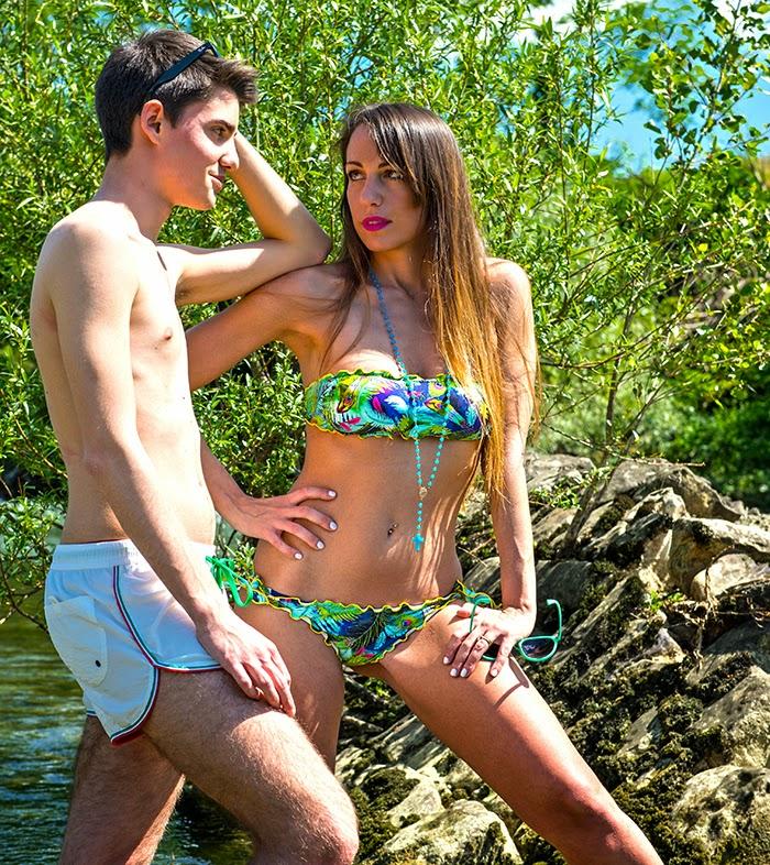 modelli bikini