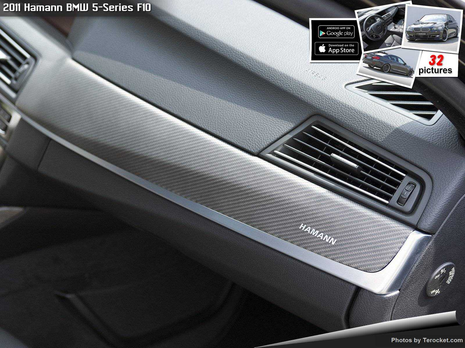 Hình ảnh xe ô tô Hamann BMW 5-Series F10 2011 & nội ngoại thất