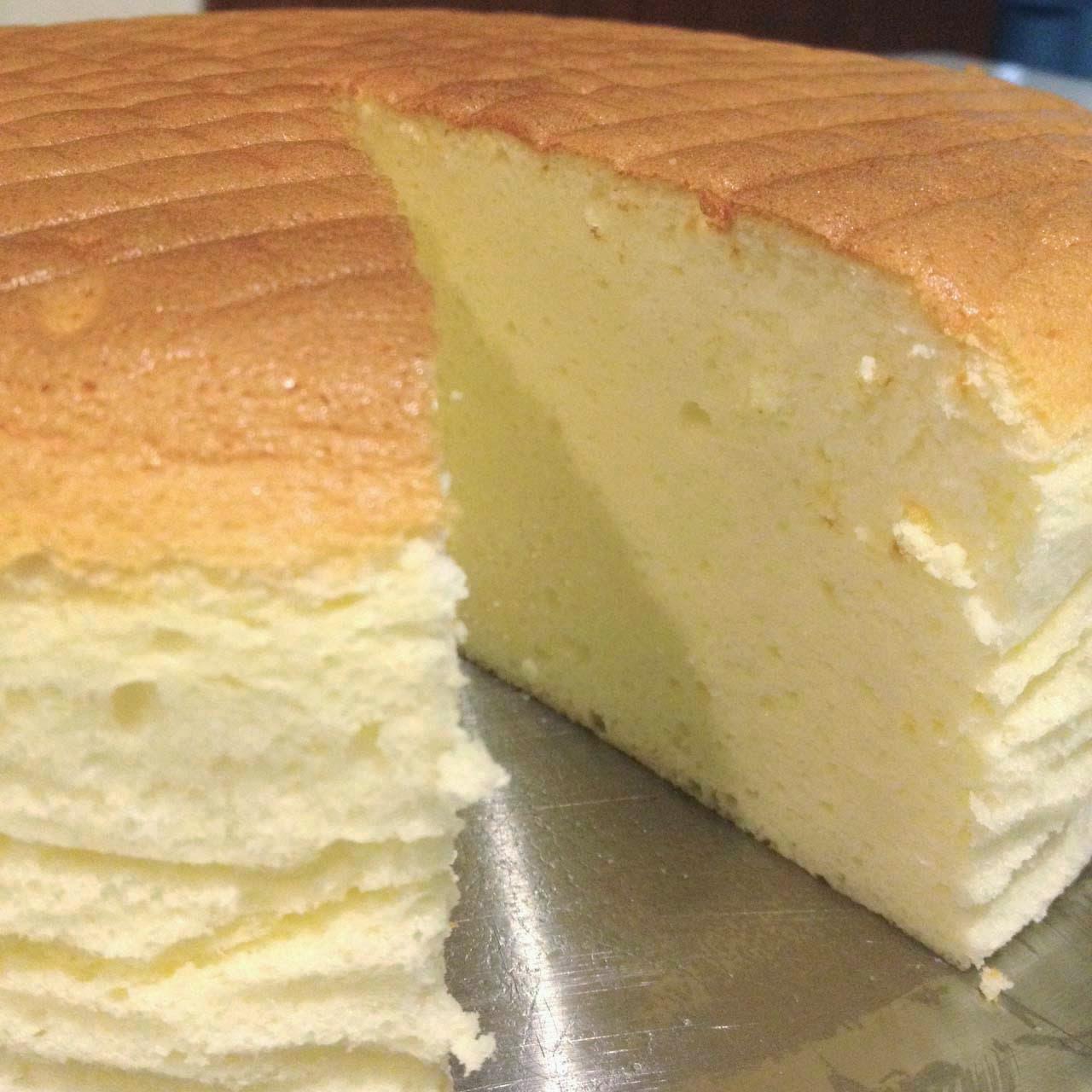 Cotton Cake Recipe