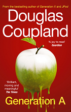Generation A by Douglas Coupland book cover