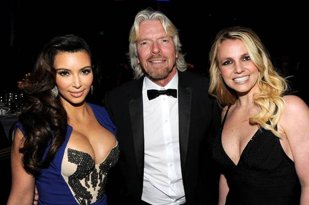 Dead Celebrities Richard Branson S Island