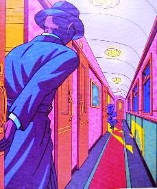"1º Bachillerato, ""Asesinato en el Orient Express"""