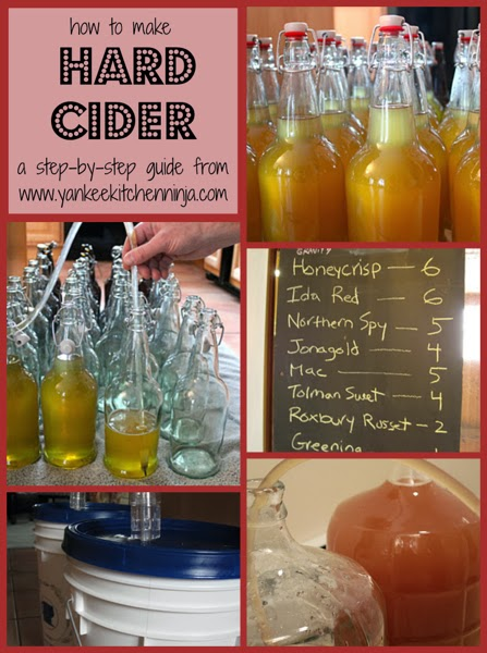 How to Make Hard Cider: A Tutorial