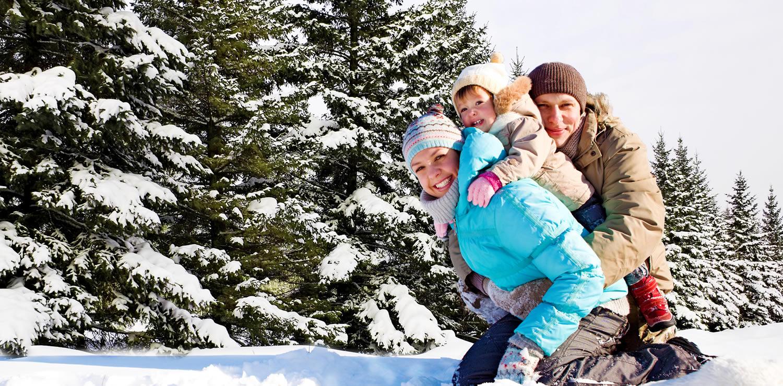 Зимний тур выходного дня