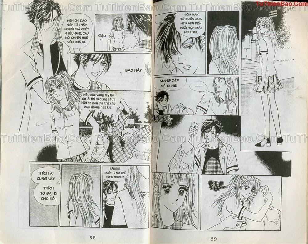Nữ sinh chap 6 - Trang 30