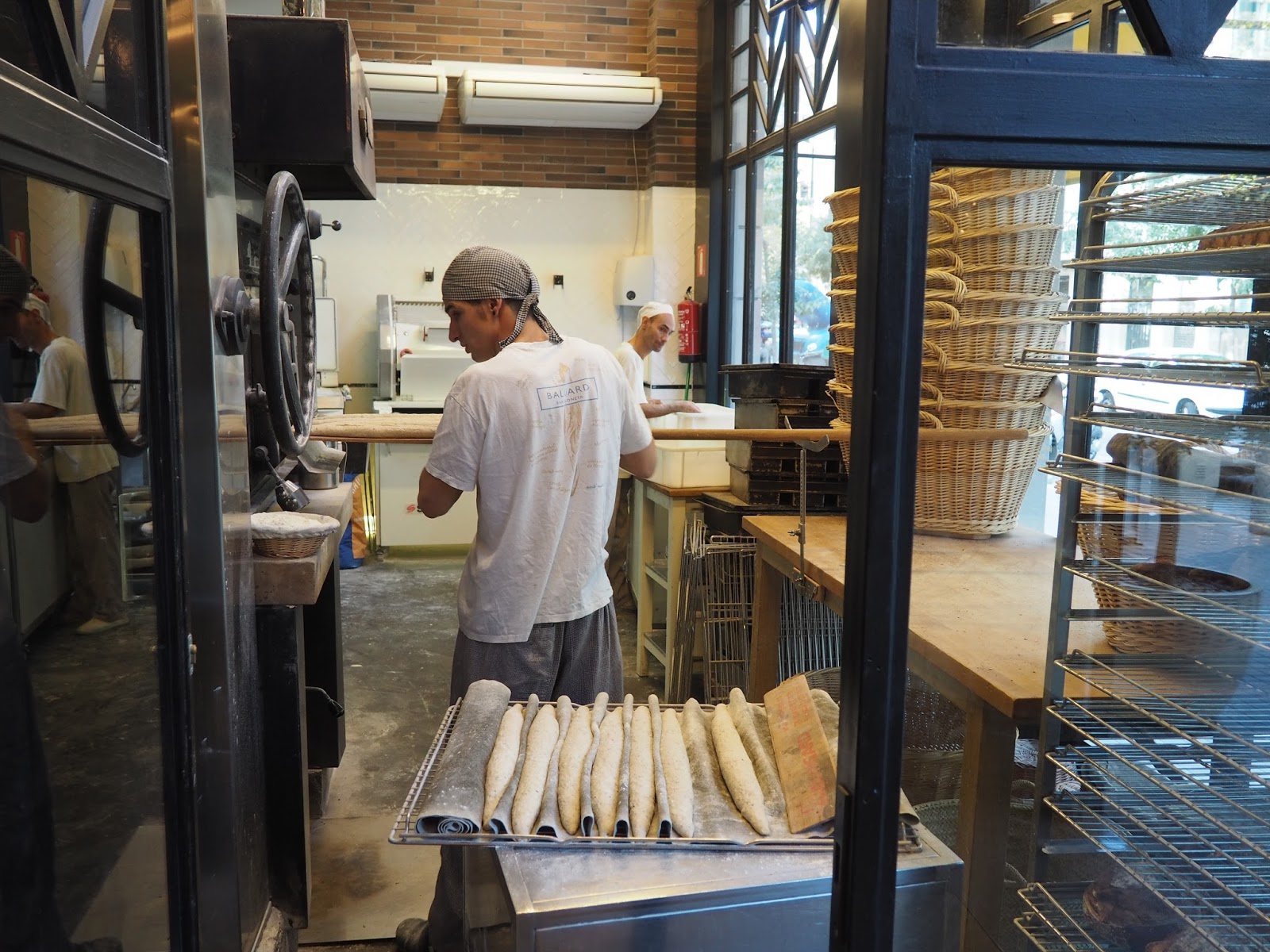 Barcelona Baluard Cafe Bakery Food Bakers Blog Post Review