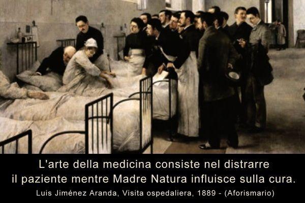 frasi medicina famose