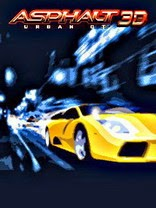 Asphalt Urban GT 3D 128x160 free game Java