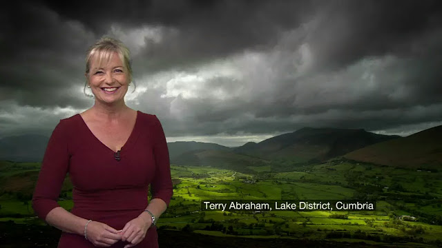 Terry Lake District photo on BBC TV
