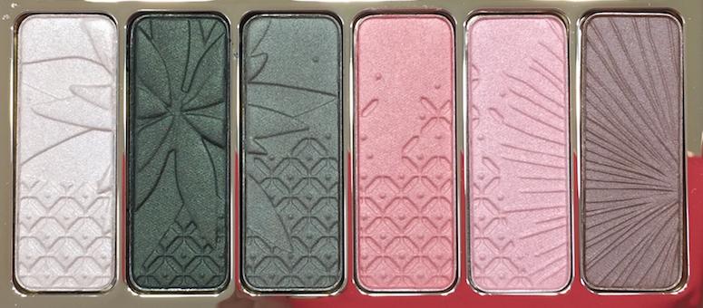 Clarins Spring 2015 - Garden Escape Palette 6-Color Eye Palette