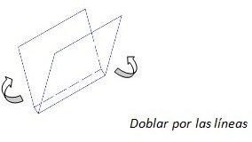 (how to) carpeta: doblar por las lineas de doblaje