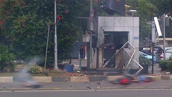 Simpati Netizen Dunia Banjiri Medsos Pasca teror Jakarta