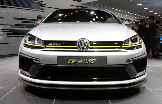 2015 Volkswagen Golf R400 Release Date