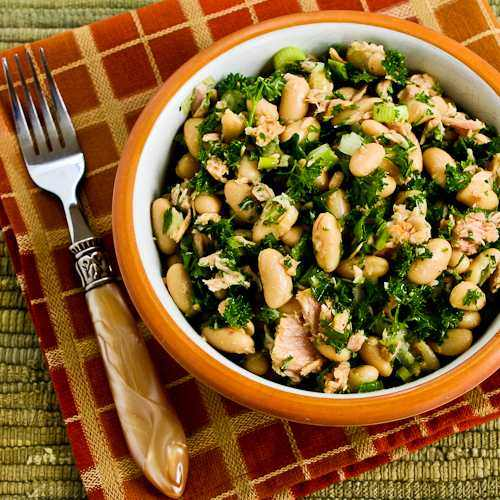 ... weather, pack some White Bean and Tuna Salad and go on a picnic