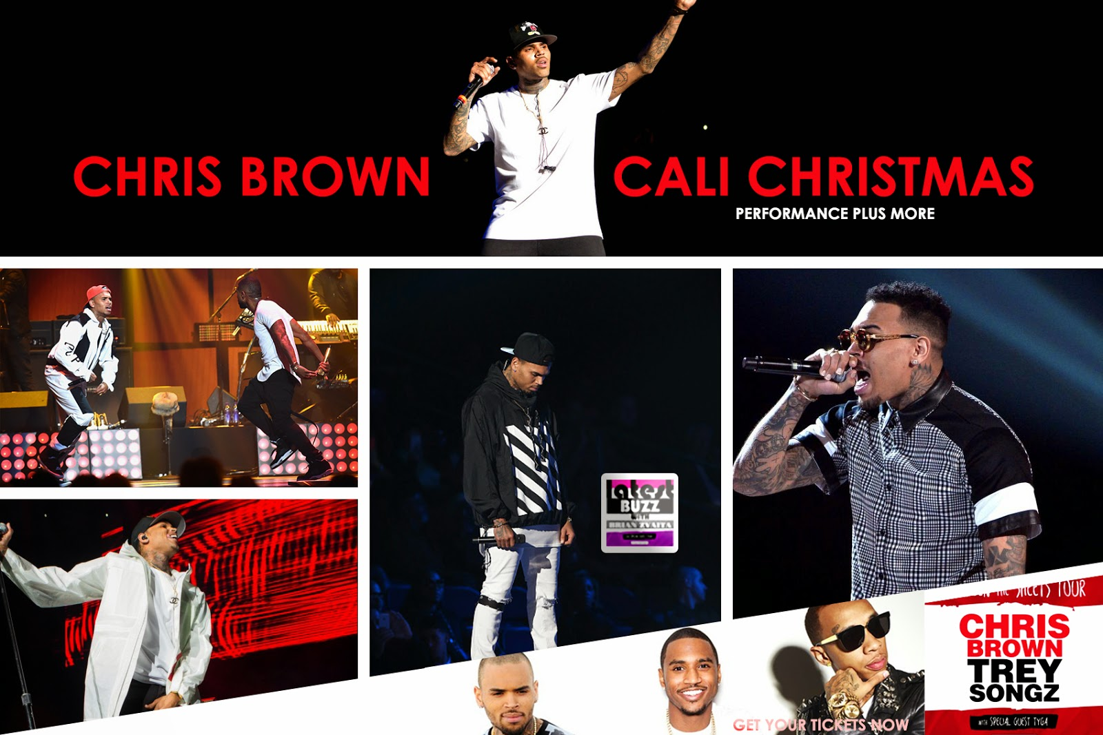 chris brown 2014 after jail performances chris cali chrismas performance