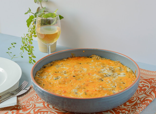 Quinoa Veggie Casserole