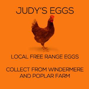 Judy's Eggs