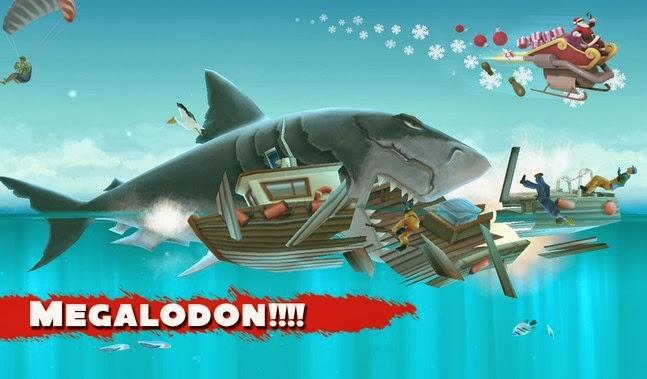 Hungry Shark Evolution android apk - Screenshoot