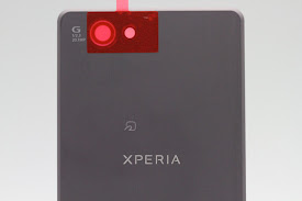 Sony Xperia Z2 Compact back panel