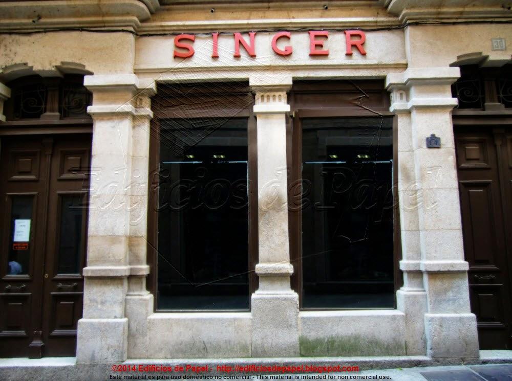 Edificio Singer de Vázquez Gulías