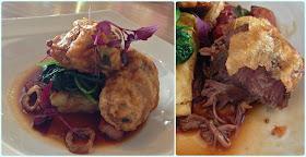 Eric's Restaurant, Huddersfield - Pig Cheek