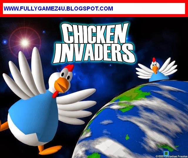 Download Chicken Invaders 1 Game