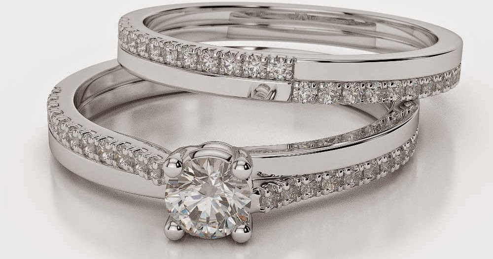 Wedding Ring Sets Under 2000