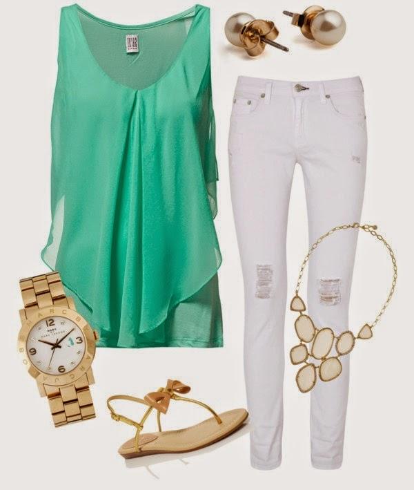 Rachel s fashion room tendencia verano 2014 verde aguamarina for Como sacar el color aguamarina
