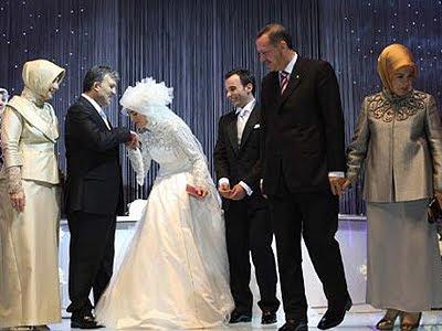 Kubra Gul wedding