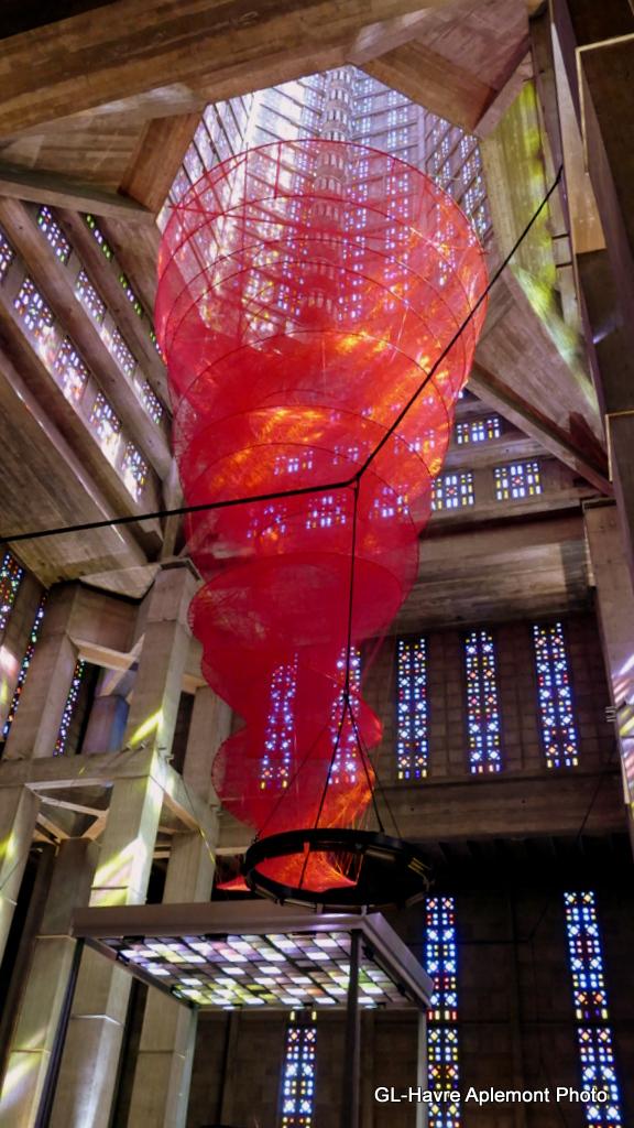 Dans le clocher
