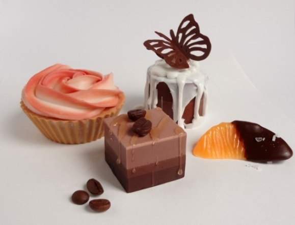 Mini Dessert Soaps - Soap Challenge
