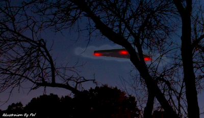 UFO Close to Montgomeryshire Border, Claims Astronomer