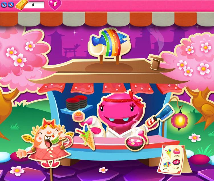 Candy Crush Saga 1176-1190