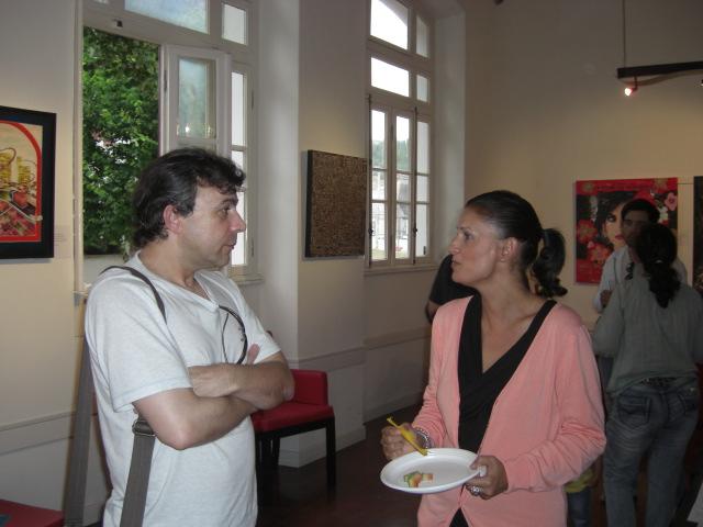 Espaço de Arte Rainha Sta Isabel - Coimbra