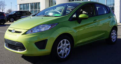 Used 2011 Ford Fiesta for Sale in Jackson, MI
