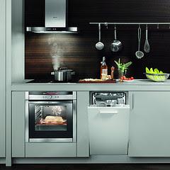 D nde colocar el horno for Donde colocar tv en cocina