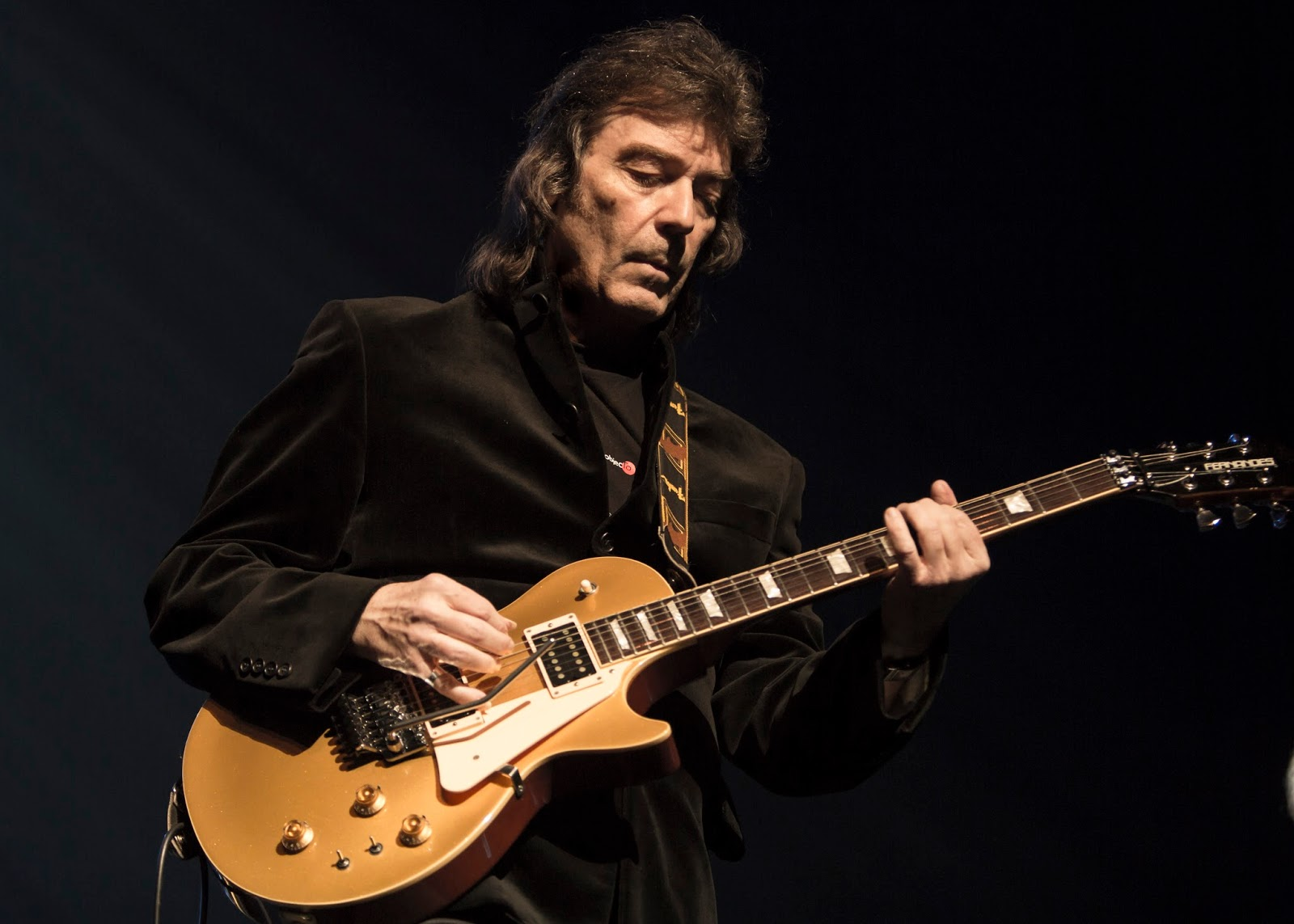 Island Zone Update Steve Hackett Revisited Genesis Guitarist